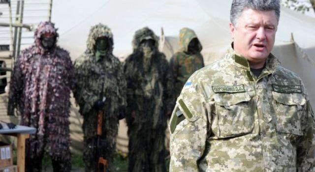 Павел Нусс: Агрессор пытается свергнуть Верховного Главнокомандующего Украины, чтобы ослабить армию