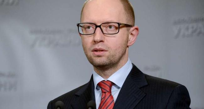 СМИ: Яценюк уходит в отставку