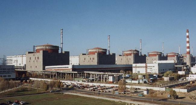 Авария на Запорожской АЭС привела к отключению энергоблока