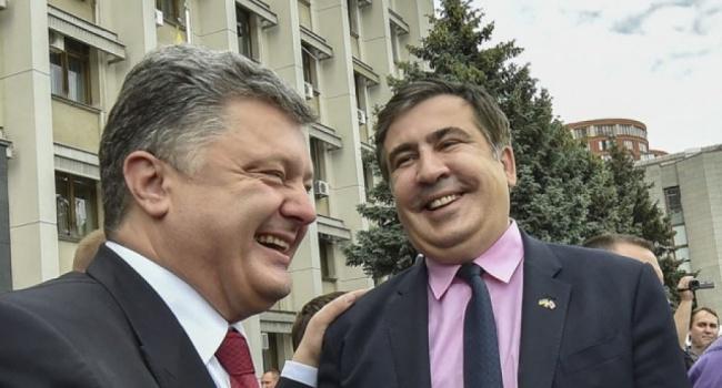 Портников: начинается серьезный конфликт между Порошенко и Саакашвили