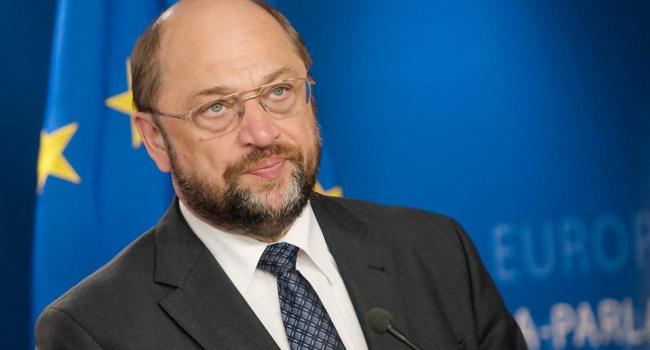 Шульц: референдум в Нидерландах может спровоцировать распад ЕС