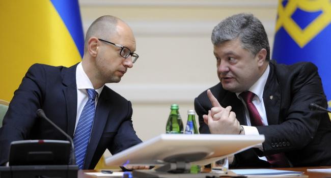 Федорончук: Сам Яценюк крикунам не нужен, нужен развал коалиции и кризис