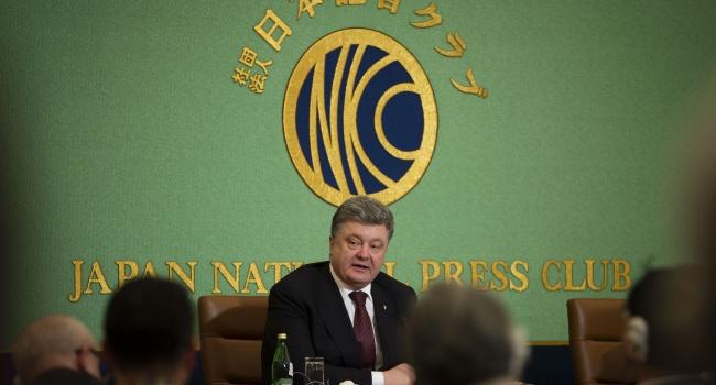 Портников: У Порошенко нет ни друзей, ни сторонников, и лишь один союзник - НФ