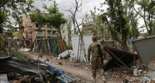 Жебривский: ВСУ установили полный контроль над Широкино
