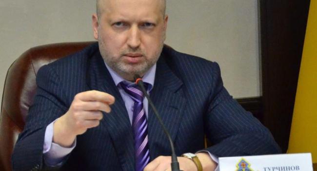 Турчинов посетил Польшу и пообщался с коллегами
