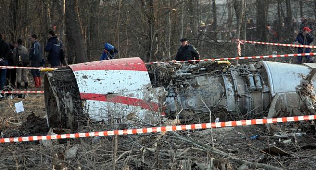 В Польше рассказали о «подмене» 90 процентов тел в авиакатастрофе