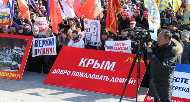 Журналист: в Крыму началась серьезная зачистка