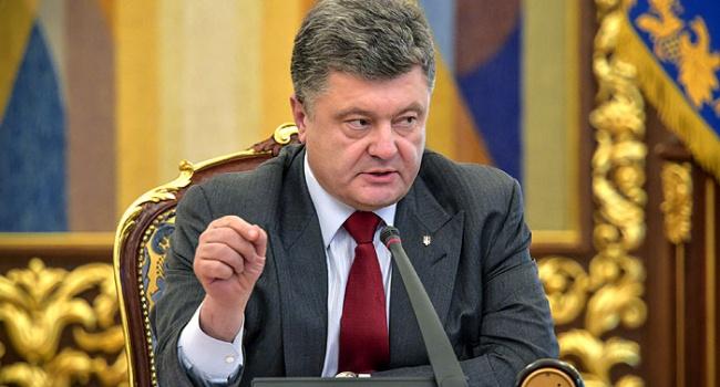 Порошенко посоветовал украинцам заняться самообразованием