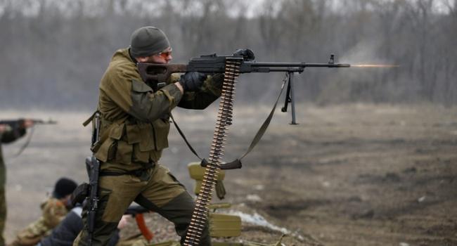Террористы изменили тактику обстрелов на Донбассе