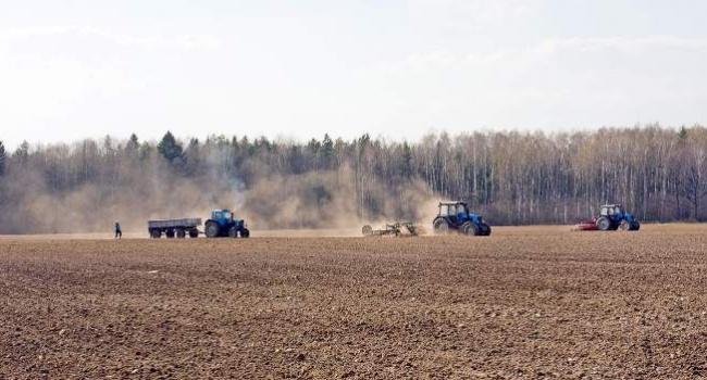Украину ожидают засушливые годы