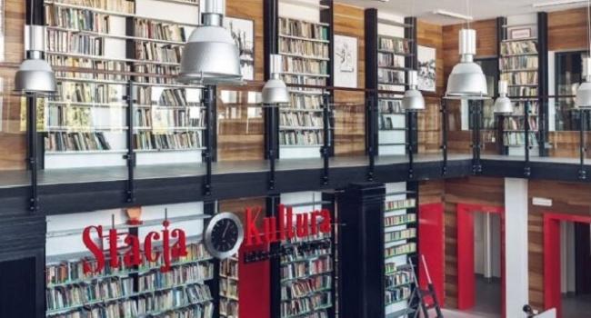 В Польше находится самая красивая библиотека в мире