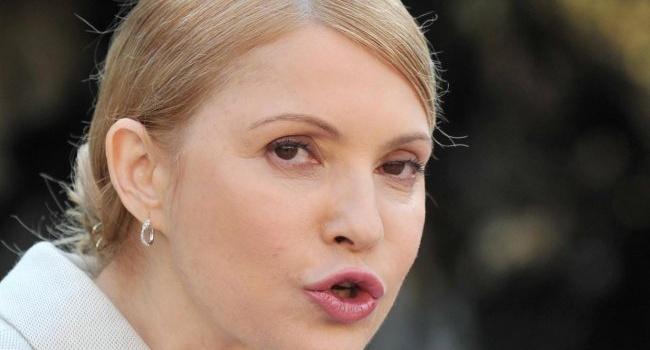 Тимошенко: НФ и БПП блокируют создание комиссии по расследованию коррупции в правительстве Яценюка