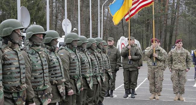 США выделят Украине миллионы на военные цели