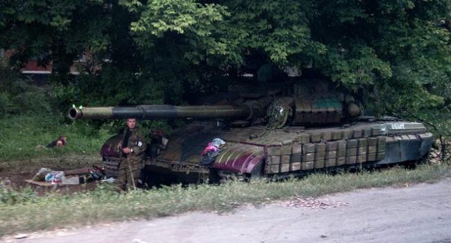 Боевики обстреляли несколько населенных пунктов на Донбассе