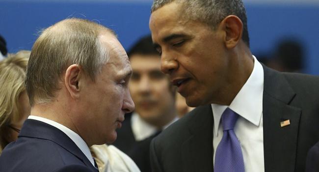 Обама: Путину не нужно бояться НАТО и ЕС