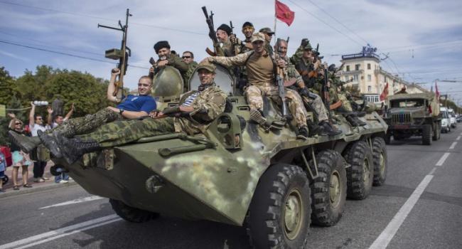 Сазонов: для Донбасса всего три сценария