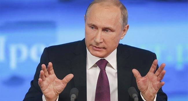 Рвет и мечет: Путин набросился с критикой на руководство космической отрасли РФ