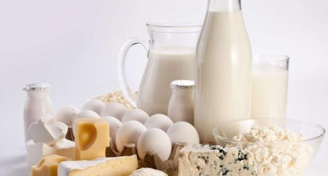 Украинская молочная продукция завоевывает европейский рынок