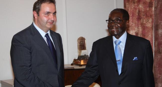 Россия и Зимбабве решили объединиться в борьбе против Запада