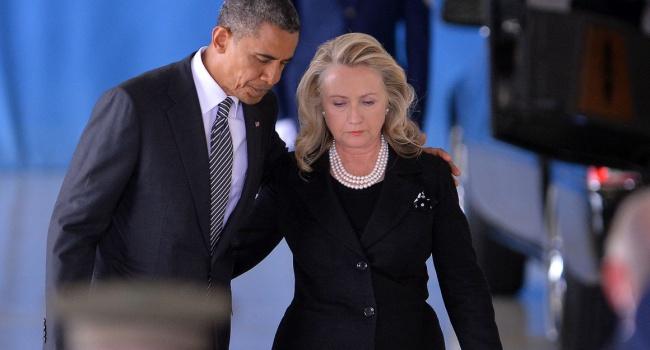 Обама предсказал Клинтон кресло президента
