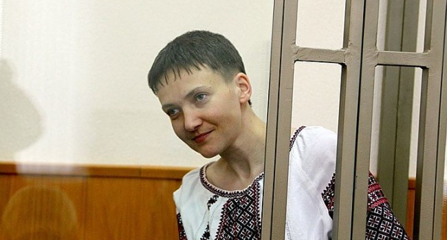 Поздравления Савченко с юбилеем нужно отправлять на адрес СИЗО, - адвокат