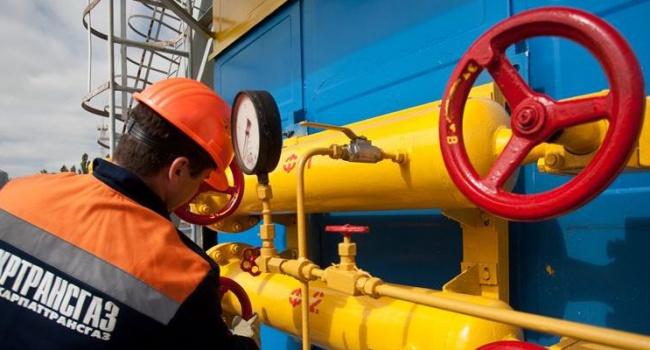 Укртрансгаз поделился цифрами по состоянию дел в газовых хранилищах Украины