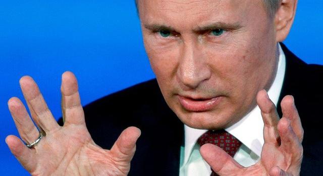 Волох: Нельзя не подивиться прозорливости Путина
