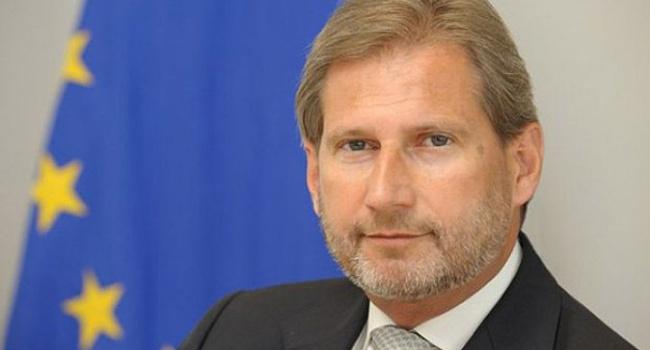 Еврокомиссар: в 2016 году визовый режим с ЕС отменят в Украине, Косово и Грузии