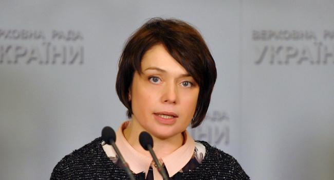 Гриневич приятно удивила нововведениями, которые ожидают школьников