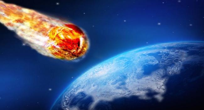 Ученые: Землю ждет глобальная катастрофа в течении пяти лет