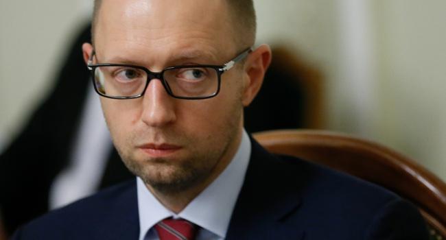 Украинцы предлагают сделать Арсения Яценюка послом в РФ