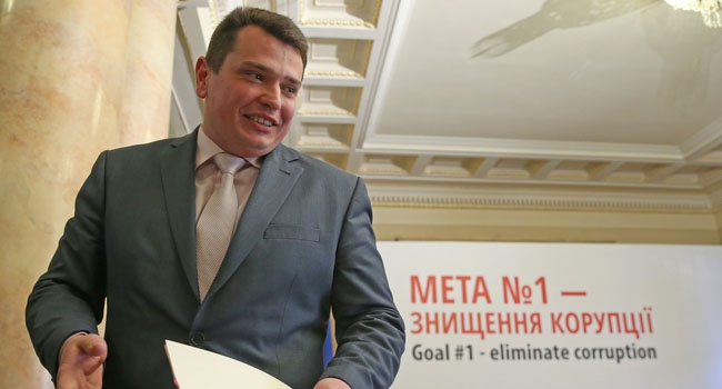 НАБУ зафиксировало попытку Арбузова вывести из-под ареста 150 млн долл.