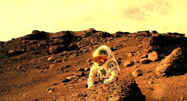 Астронавты США отправятся на Марс через несколько лет