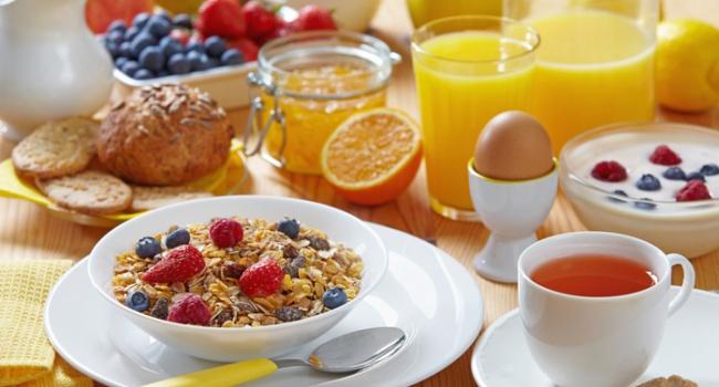 Как правильно завтракать и худеть