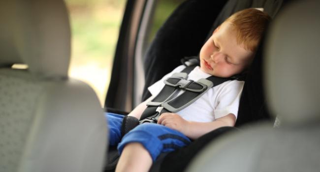 От перегрева погиб годовалый младенец оставленный отцом в припаркованном автомобиле