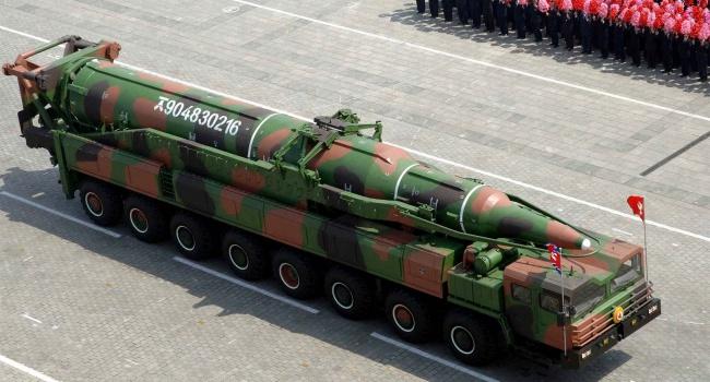 СМИ проинформировали оподготовке Северной Кореей запуска баллистической ракеты