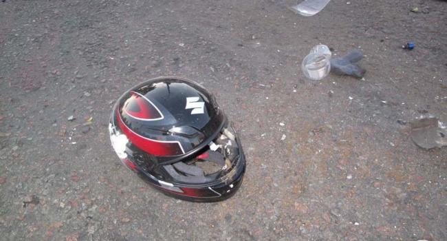 Мотоцикл Сузуки врезался впопутный ВАЗ натрассе Киев-Одесса: двое погибших