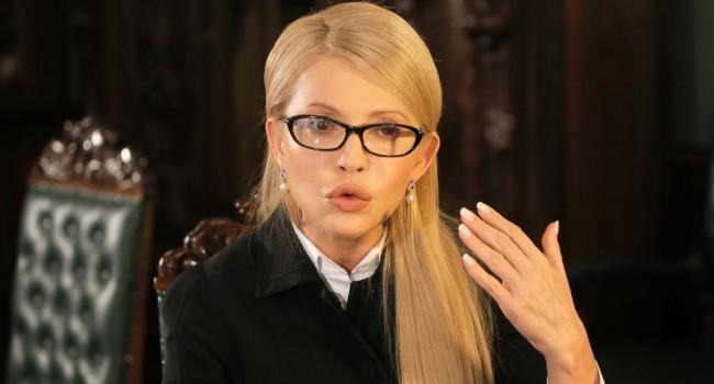 УЮлии Тимошенко родилась первая внучка