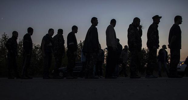 Сепаратисти заявили, що немають ніякого діла до захоплених в полон Українською армією