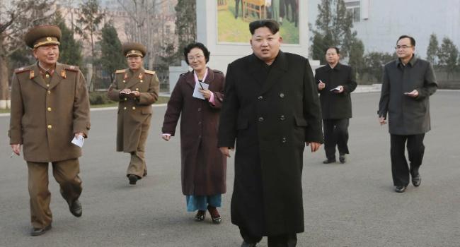 Лідер КНДР погладшав на 40 кілограм