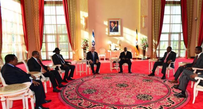 Эксперт: Израиль ищет союзников среди африканских стран