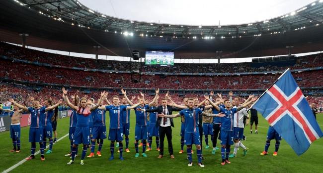 Вот такой футбол: на родине исландцев встречали как героев