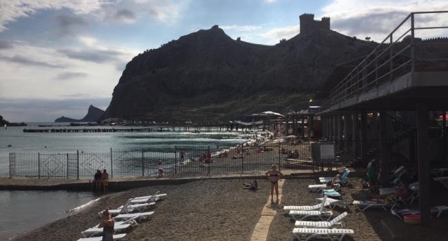 В соцсетях появились новые фото «переполненного» Крыма