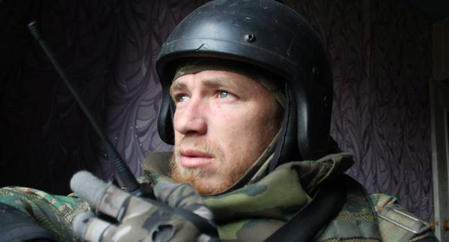 Боевик рассказал о стремительном побеге Моторолы