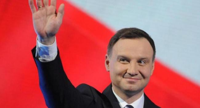 Порошенко провел встречу спрезидентом Польши ипригласил его в государство Украину