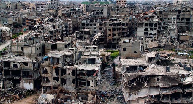 Як російська авіація вбиває мирне населення Сирії
