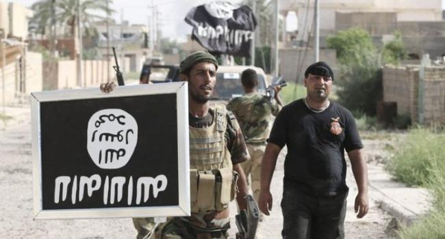 Территория Исламского государства сократилась на 12 %