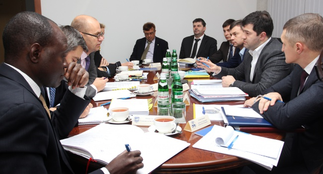 Миссия МВФ приехала в Украина для оценки реформы фискальной службы