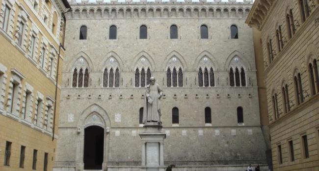 Кризис в банковской системе Италии