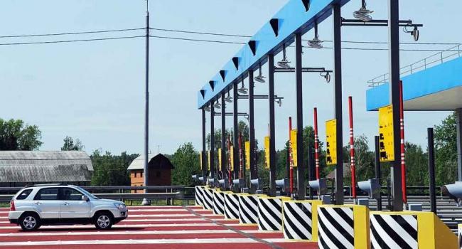 В Украине появится платная дорога Киев-Одесса